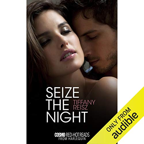 Seize the Night audiobook cover art