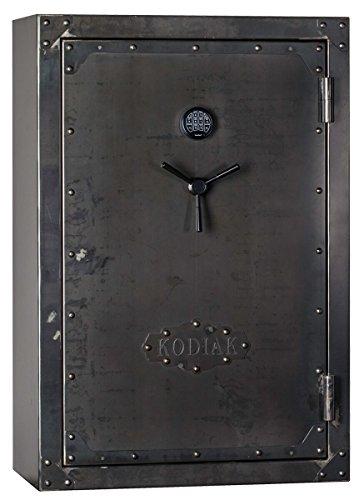 Kodiak Strong Box KSB5940EX-SO Gun Safe, 38 Long Guns & 8 Handguns, 720 lbs, 60 Minute Fire Protection, Patented Swing Out Gun Rack, Electronic Lock and BONUS Deluxe Door Organizer