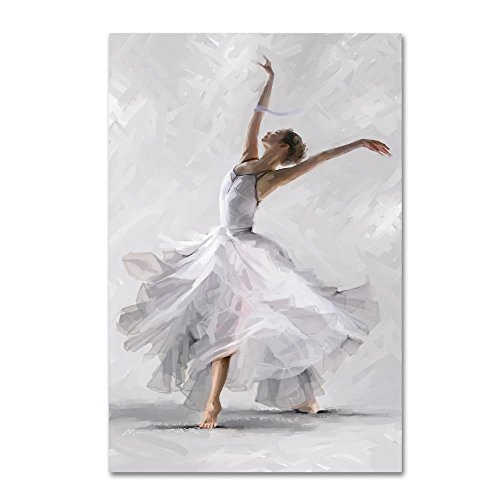 Dance of the Winter Solstice by The Macneil Studio, 22x32-Inch Canvas Wall Art