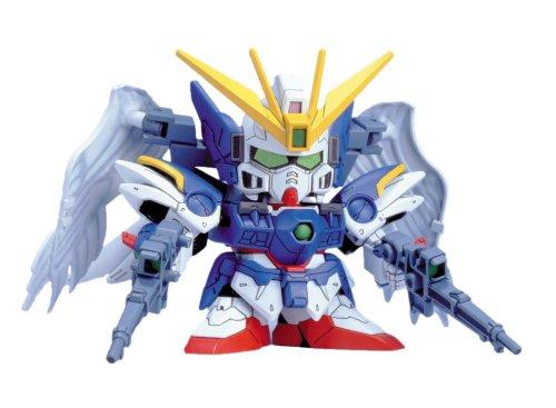 Bandai Hobby SD BB Senshi #203 Gundam Zero Custom Gundam Wing Endless Waltz Model Kit