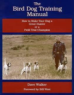 bird dog training manual