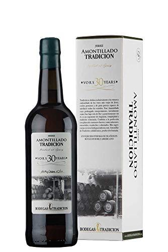 Bodegas Tradicion Amontillado VORS 30 Jahre Sherry 0,75l