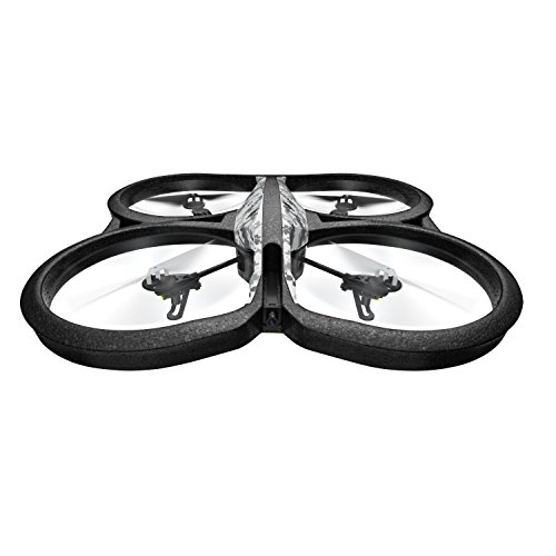 Parrot AR.Drone 2.0 Elite Edition Quadcopter - Snow (Renewed)