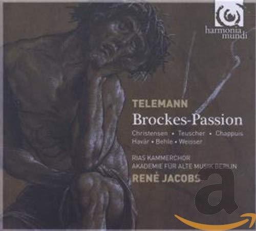 Telemann - Brockes Passion