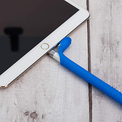 """ColorCoral Silicone Case for Apple Pencil Compatible with iPad Pro 9.7"""" 10.5"""" 12.9"""""""