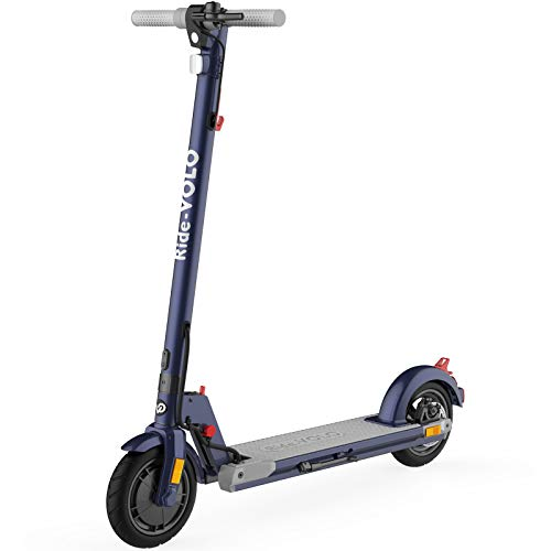 RideVOLO E-Scooter Elektroroller, Faltbarer Elektro Scooter 25 km/h, Reichweite 30 km, 300W Motor Electric Scooter,...