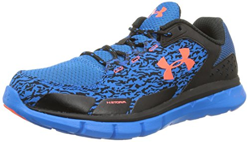 Under Armour Micro G Velocity Run Storm Running Shoes - AW15-11.5 - Black