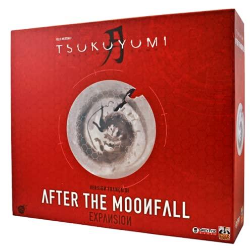 Tsukuyumi: nach dem Fallenlassen – französische Version