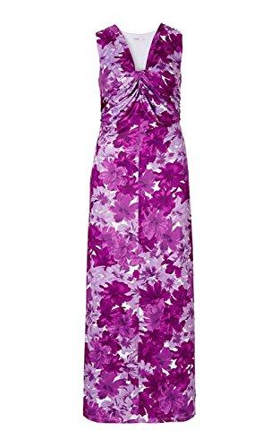 Abendkleid, rosa-lila von Sheego Grösse 42