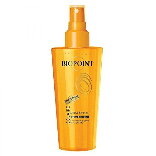 hair sun on oil spray solare per capelli 100 ml