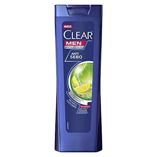 Clear Shampoo Anti Sebo - 225 g