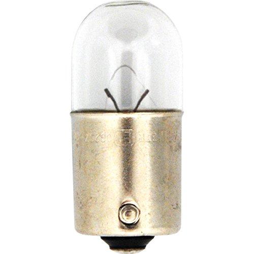 SYLVANIA 89 Basic Miniature Bulb, (Contains 10 Bulbs)
