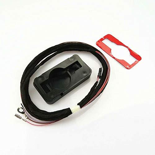 Isbotop Regensensor Auto Scheinwerfer Licht Sensor Abdeckung + Kabel für A3 A4 A5 8U0 955 559 C