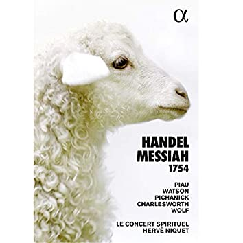 Handel: Messiah, HWV 56 (1754)