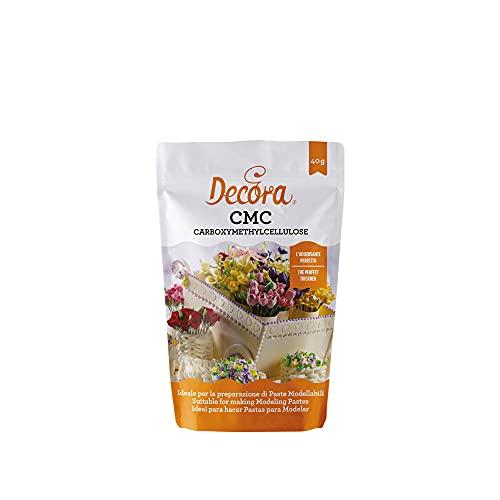 Decora Carboximetilcelulosa Decora 40 g