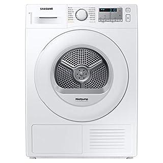 Samsung Series 5 DV80TA020TH/EU with OptimalDry, Freestanding Heat Pump Tumble Dryer, 8 kg, White, A++ Rated (B08K8XJ6BF)   Amazon price tracker / tracking, Amazon price history charts, Amazon price watches, Amazon price drop alerts