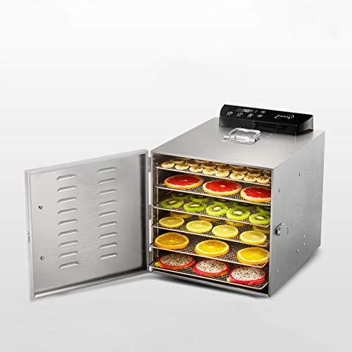 Buy Discount SHIJING 6 Layer Dehydrators Dried Fruit Machine Fruit Dryer Household Food, Fruit Tea, ...