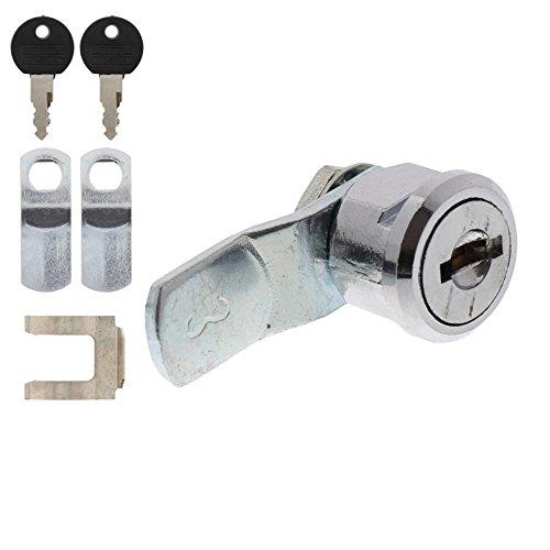 BURG-WÄCHTER, Zylinder für Briefkästen, Stahl, BK 92 Point SB - 3