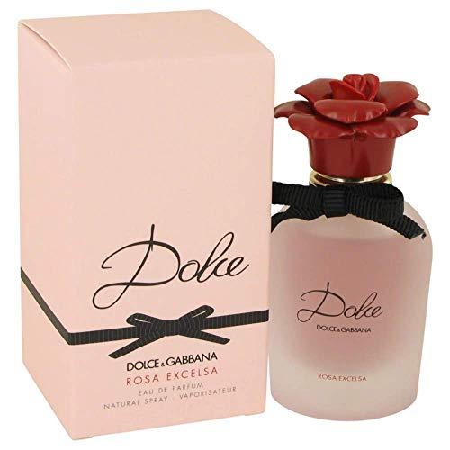 Dolce and Gabbana Dolce Rosa Excelsa Eau De Parfum Spray, 2.5 Ounce, Plain