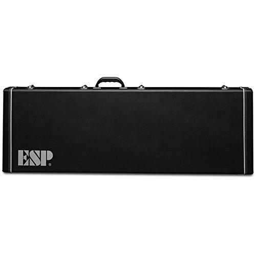 esp guitar cases ESP AP Bass Form Fit Case - Black