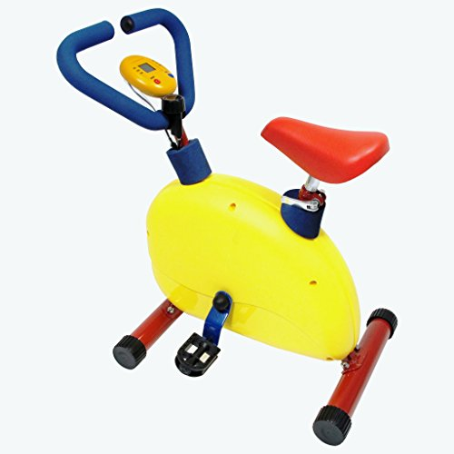 Redmon Fun and Fitness Exercise Equipment for Kids - Happy Bike