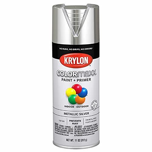 Krylon K05590007 COLORmaxx Spray Paint and Primer...