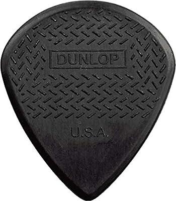 Dunlop Max Grip Jazz III Carbon Fiber Guitar Picks