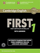 First 1. Practice Tests with Answers and Audio CDs.