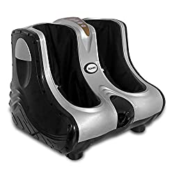 AGARO Amaze Foot, Calf & Leg Massager, with Vibration & Heat