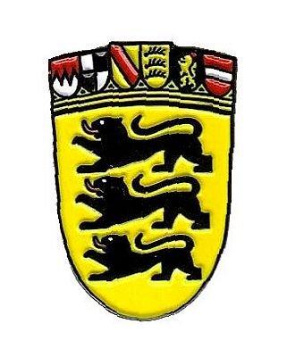 Pin Anstecker Baden Württemberg Wappen
