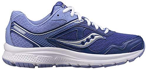 Saucony Women's Cohesion 10 Running Shoe, Mauve, 8 M US