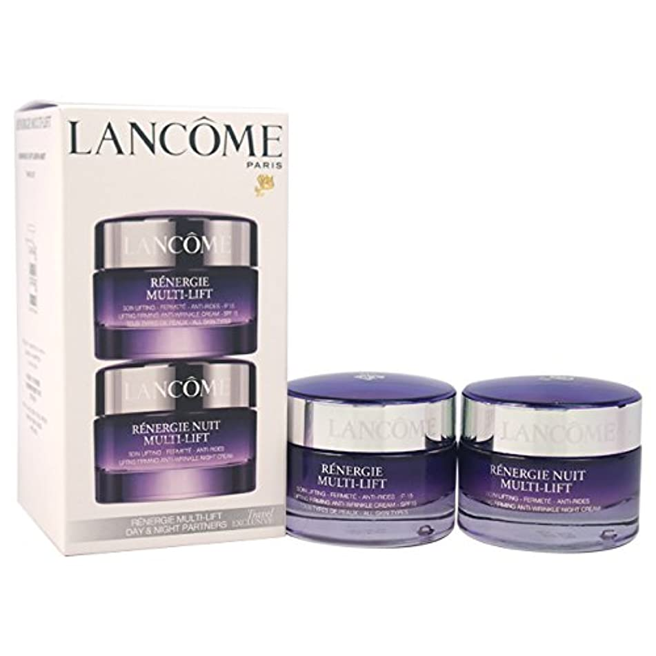 Lancome Renergie Multi-Lift Day and Night Multi-Lift Partners, 2 Count, Net Wt. 1.7 oz