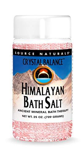 Himalayan Bath Salt, 25 oz (709 g) - Source Naturals