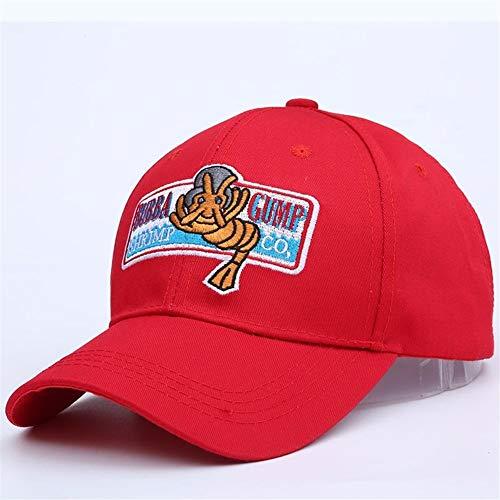 Xingya Nuevo 1994 Gorra de béisbol Hombres y Mujeres Deporte Verano Gorra Bordado Verano Sombrero Forrest Gump Disfraz