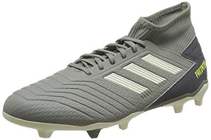 adidas Predator 19.3 FG, Zapatillas de Fútbol Hombre, Verde (Legacy Green/Sand/Solar Yellow Legacy Green/Sand/Solar Yellow), 42 EU