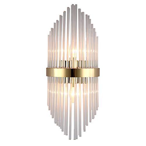 Glazen wandlamp van glas voor aan de muur, modern design, voor decoratie van het nachtkastje, balkon, Living Room Club Corridor Hotel, E14