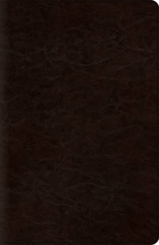ESV Reference Bible (TruTone, Coffee)