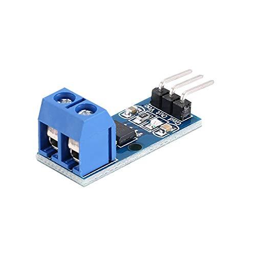 ukYukiko Hall Current Sensor Modul Mode Board ACS712 5A Hall Effect Model for Arduino