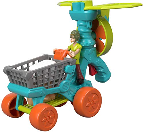 Fisher-Price Imaginext Scooby-Doo Shaggy's Ultra Lite -...