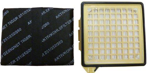 Mister vac A910 Hepa Filter plus Aktivkohle geeignet Vorwerk Tiger 260
