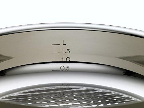 Fissler 121 400 28 100 Frying pan, Large, Silver