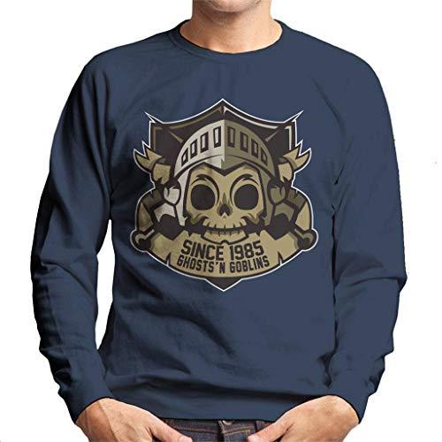 Sir Arthur 1985 Ghosts N Goblins Men's Sweatshirt