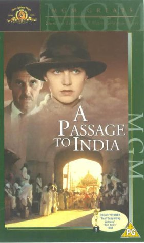 Photo of A Passage to India [VHS] (1984)
