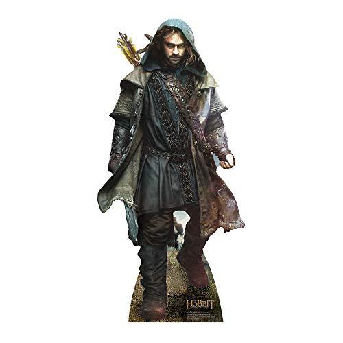 STAR CUTOUTS - Stsc669 - Figurine Géante - Kili - The Hobbit - 141 Cm