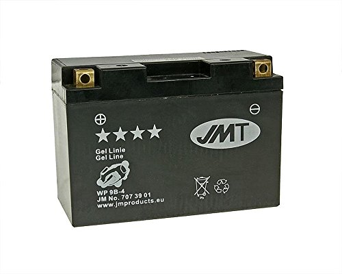 Batterie JMT GEL - YT9B-BS 12 Volt - YAMAHA MT-03 660 06 [inkl. 7,50 € Batteriepfand]