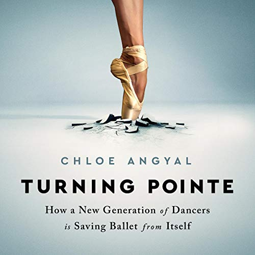 Turning Pointe cover art