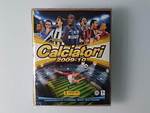 Album calciatori Panini 2009/10 Vuoto + Set Completo Figurine da attaccare