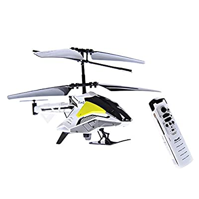 SilverLit M.I. Hover 3-Channel I/ R Remote Control Gyro Helicopter with Gesture Control by Silverlit