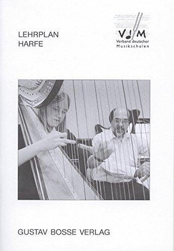 Harfe (Lehrpläne des Verbandes deutscher Musikschulen e.V.)