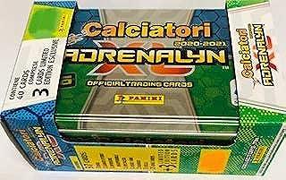 Altro Latta Tin Box ADRENALYN XL CALCIATORI PANINI 2020/2021